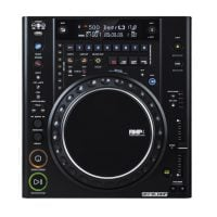 Reloop RMP-4 Hybrid DJ Player top