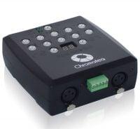 Chromateq LPSA1024 DMX Controller angle