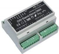 Chromateq LPSA-DIN Stand Alone DMX Controller