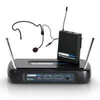 LD Systems WSECO2 BPH Wireless Mic front