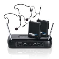 LD Systems WSECO2X2 Wireless Mic system