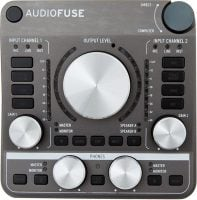 Arturia AudioFuse Space Grey top
