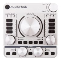Arturia AudioFuse Classic Silver top