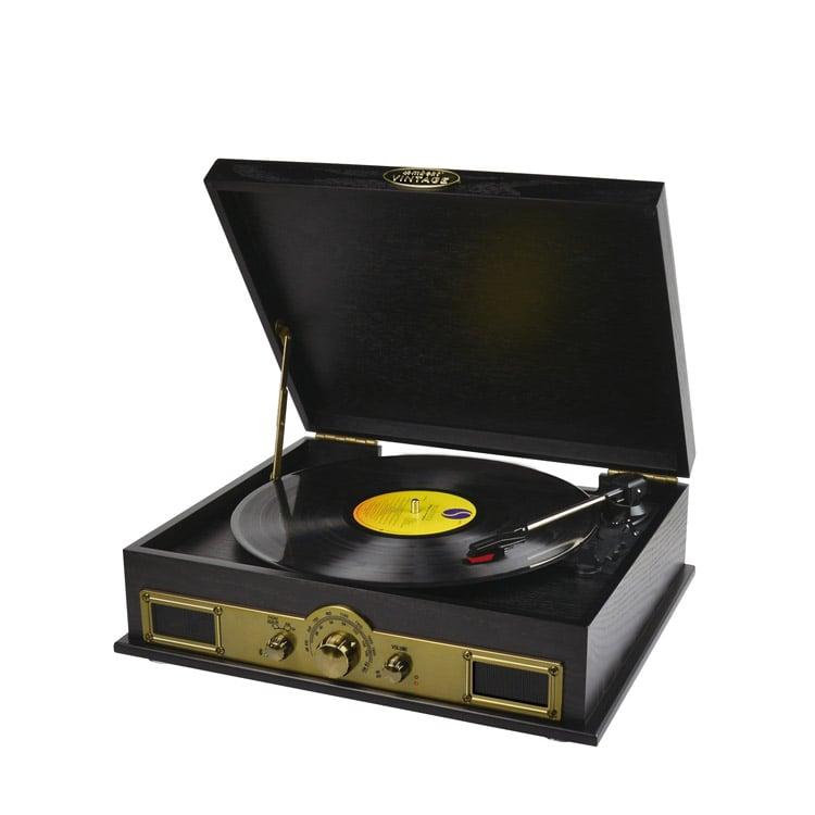 record player turntable mbeat bluetooth speaker usb players mb dj audio