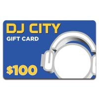 DJ City $100 Gift Card