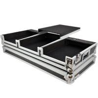 LC-1029 Litecase Pro DJ Roadcase with Laptop angle 2