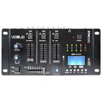 Vexus Audio STM3030 DJ Mixer top