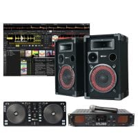 PK-XENDJ Starter DJ Pack