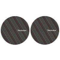 Technics One and Two Love Slipmat pair