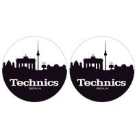 Technics Berlin Slipmat pair