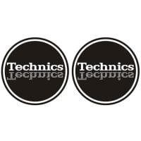 Technics Mirror 1 Slipmat Pair