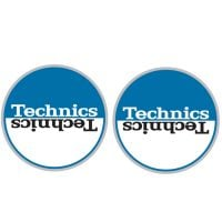 Technics Moon 2 Slipmat Pair