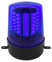 Beamz LED Beacon Light - Blue