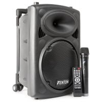 Fenton FPS10 Portable PA System right angle