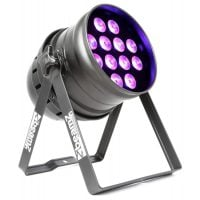 Beamz BPP200 Hex Colour LED Parcan UV angle