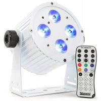 Beamz BAC404W HEX LED Parcan