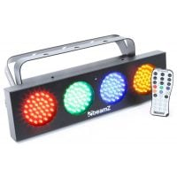 Beamz DJ Bank 140 LED Chase effect with remote