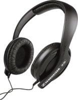 Sennheiser HD202-II DJ Headphones angle