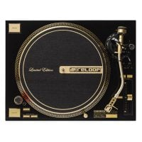 Reloop RP7000GLD Turntable top