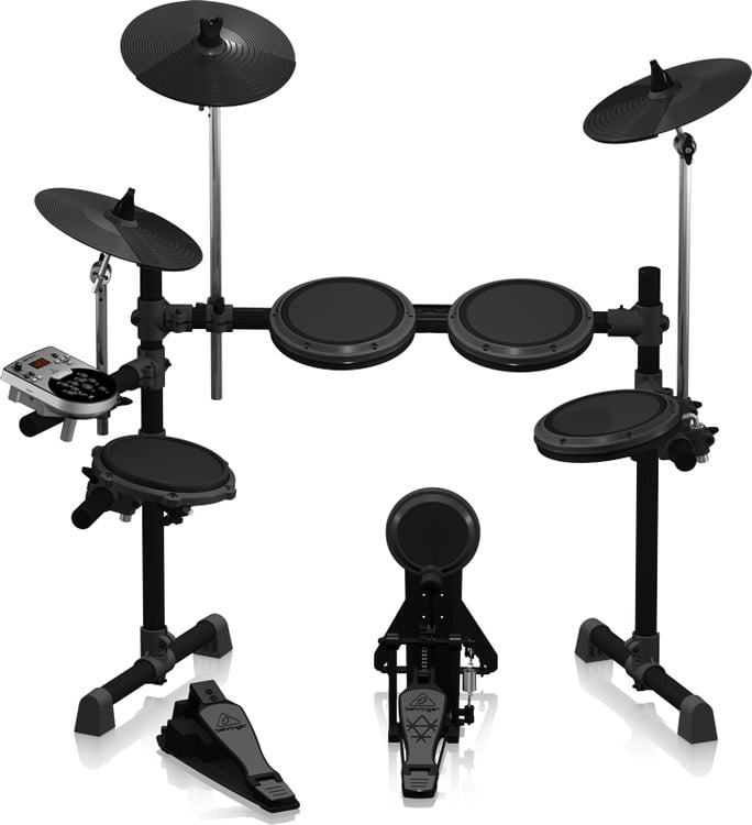 behringer xd8usb electric drum kit dj city. Black Bedroom Furniture Sets. Home Design Ideas