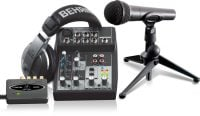 Behringer PodCast Studio Bundle