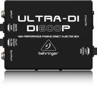 Behringer DI600P passive DI top