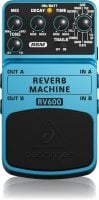 Behringer RV600 Reverb Effects Pedal top