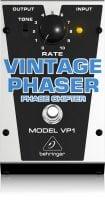 Behringer VP1 Phaser Shifter front