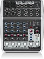 Behringer QX602MP3 PA Mixer top