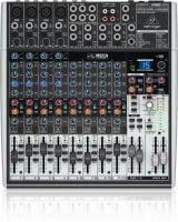 Behringer X1622USB PA Mixer top