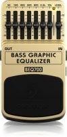 Behringer BEQ700 Graphic EQ top