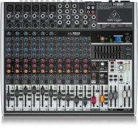 Behringer X1832USB PA Mixer top