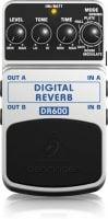 Behringer DR600 Digital Reverb front