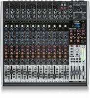 Behringer X2442USB PA Mixer top