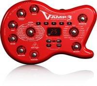 Behringer V-Amp3 Effects Processor top
