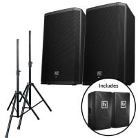 Electro-Voice PK-ZLX15P Active Speaker Pack