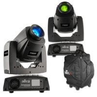 Chauvet DJ PK-Intim255 DJ Light pack