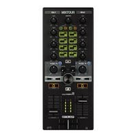 Reloop Mixtour DJ Controller and Mixer top