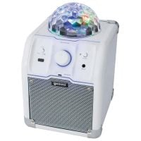 Gemini MPA-500W Portable Speaker with Light angle