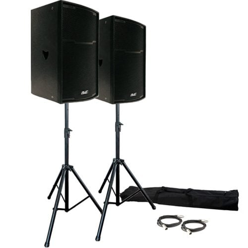 AVE PK-Ultra15 Powered Speaker Pack