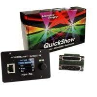 Pangolin FB4ILDA-QS Laser Interface with Quickshow