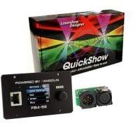 Pangolin FB4DMX-QS Laser Interface with Quickshow