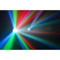 Beamz 2-Some Effect Light RGB beams