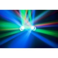 Beamz 2-Some Clear Effect light RGB beams