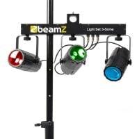 3Some Beamz LED DJ Effect Light Display Front