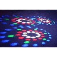3Some Beamz LED DJ Effect Light Light Display 1