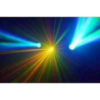 3Some-Laser Beamz LED DJ Light Effect with Laser Light Display 3