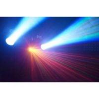 3Some-Laser Beamz LED DJ Light Effect with Laser Light Display 4