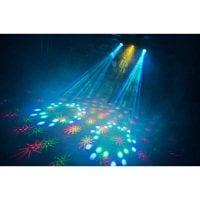 3Some-Laser Beamz LED DJ Light Effect with Laser Light Display 5