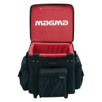 Magma 40540 LP Bag 100 Trolley open